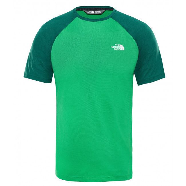 145922818660eb T-shirt szybkoschnący męski Tanken Raglan Tee - The North Face ...